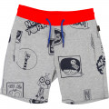 Printed bermuda jogging shorts LITTLE MARC JACOBS for BOY