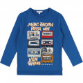 T-shirt with novelty print THE MARC JACOBS for BOY