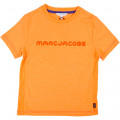 Neon cotton T-shirt THE MARC JACOBS for BOY