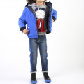 Hooded fleece jumper THE MARC JACOBS for BOY