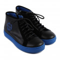 High-top leather trainers LITTLE MARC JACOBS for BOY