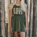 Cotton beach dress ZADIG & VOLTAIRE for GIRL