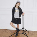 Fancy silk skirt ZADIG & VOLTAIRE for GIRL
