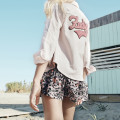Light animal print shorts ZADIG & VOLTAIRE for GIRL