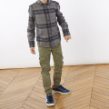 Checked cotton shirt ZADIG & VOLTAIRE for BOY