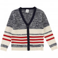 Knitted cardigan CARREMENT BEAU for BOY