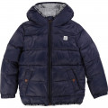 Hooded waterproof winter coat CARREMENT BEAU for BOY