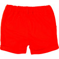 Cotton shorts with turn ups CARREMENT BEAU for BOY