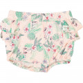 Frilled jersey bloomers CARREMENT BEAU for GIRL