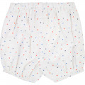 Crêpe bloomers CARREMENT BEAU for GIRL