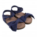 Sandals with novelty bow CARREMENT BEAU for GIRL
