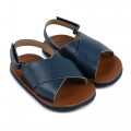 Sandals with wide straps CARREMENT BEAU for BOY