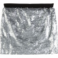 Magical sequin skirt KARL LAGERFELD KIDS for GIRL