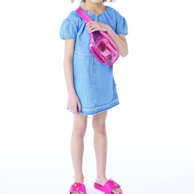 Vestito in denim THE MARC JACOBS Per BAMBINA
