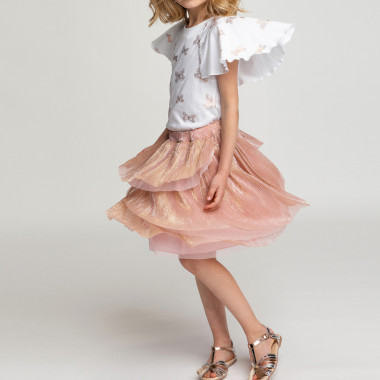 Gonna da cerimonia in tulle CARREMENT BEAU Per BAMBINA