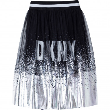 Gonna in tulle con stampa DKNY Per BAMBINA
