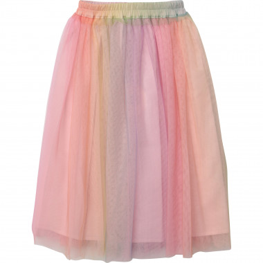 Gonna in tulle multicolore CHARABIA Per BAMBINA