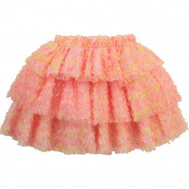 Gonna in tulle a petali CHARABIA Per BAMBINA