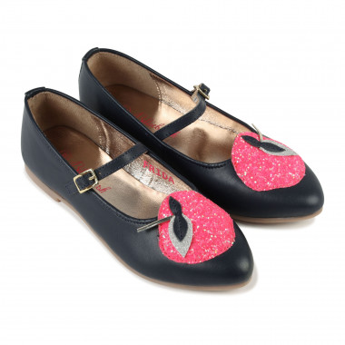 Babies in pelle con patch BILLIEBLUSH Per BAMBINA