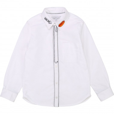 Camicia in cotone Oxford THE MARC JACOBS Per RAGAZZO
