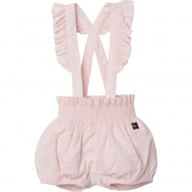SHORT CARREMENT BEAU Per BAMBINA