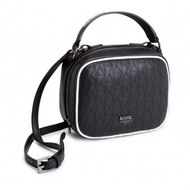 Borsa a tracolla in similpelle KARL LAGERFELD KIDS Per BAMBINA
