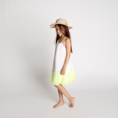 Wide-brimmed hat with sequins BILLIEBLUSH for GIRL