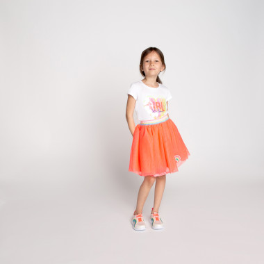 Tulle skirt with cotton lining BILLIEBLUSH for GIRL