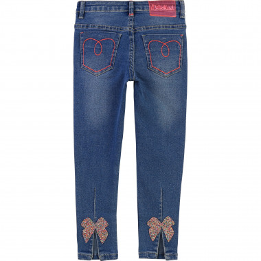 Jeans with slits BILLIEBLUSH for GIRL