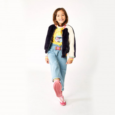 DENIM TROUSERS THE MARC JACOBS for GIRL