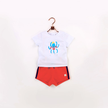 Terrycloth shorts CARREMENT BEAU for BOY