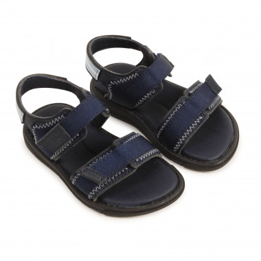 Two-tone sandals BOSS for BOY