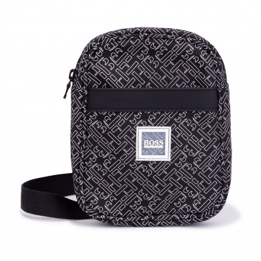 Printed cross-body bag with strap BOSS for BOY