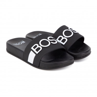 colorful PVC sandals BOSS for BOY