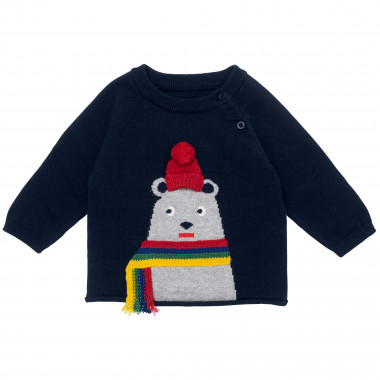 Cotton and cashmere sweater PAUL SMITH JUNIOR for BOY