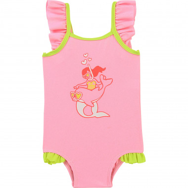 One-piece swimsuit BILLIEBLUSH for GIRL
