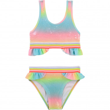 swimsuit with sequins BILLIEBLUSH for GIRL