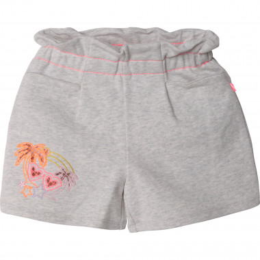 Embroidered cotton shorts BILLIEBLUSH for GIRL