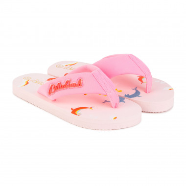 Flip-flops with quilted strap BILLIEBLUSH for GIRL