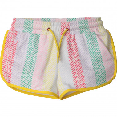 Striped terrycloth shorts THE MARC JACOBS for GIRL
