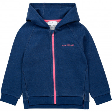 HOODED CARDIGAN THE MARC JACOBS for GIRL