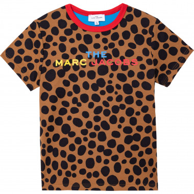 SHORT SLEEVES TEE-SHIRT THE MARC JACOBS for GIRL