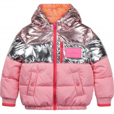 REVERSIBLE PUFFER JACKET THE MARC JACOBS for GIRL