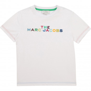Organic cotton jersey T-shirt THE MARC JACOBS for BOY