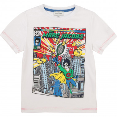 Short-sleeved jersey T-shirt THE MARC JACOBS for BOY