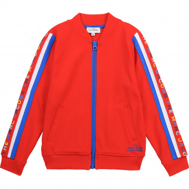 Knit jogging cardigan THE MARC JACOBS for BOY