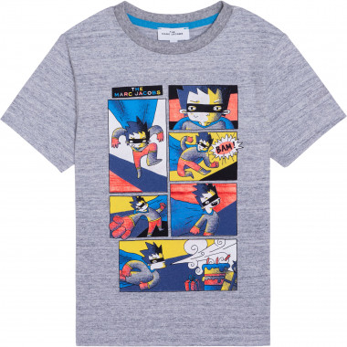 SHORT SLEEVES TEE-SHIRT THE MARC JACOBS for BOY