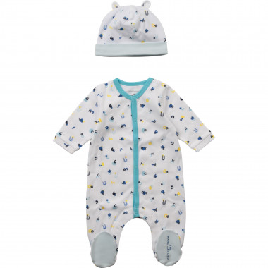pajamas and hat set THE MARC JACOBS for UNISEX