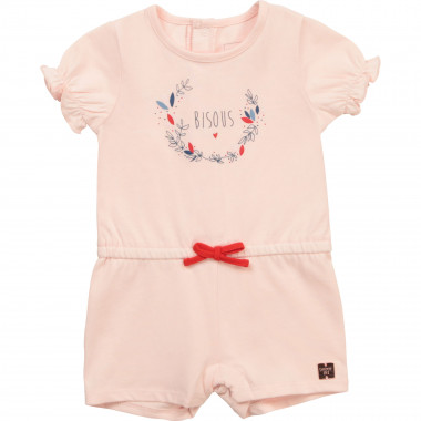 Cotton romper CARREMENT BEAU for GIRL