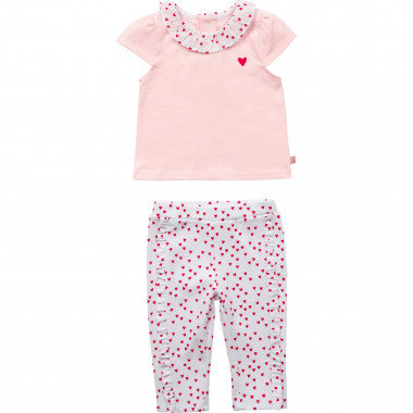 T-shirt and pants set CARREMENT BEAU for GIRL